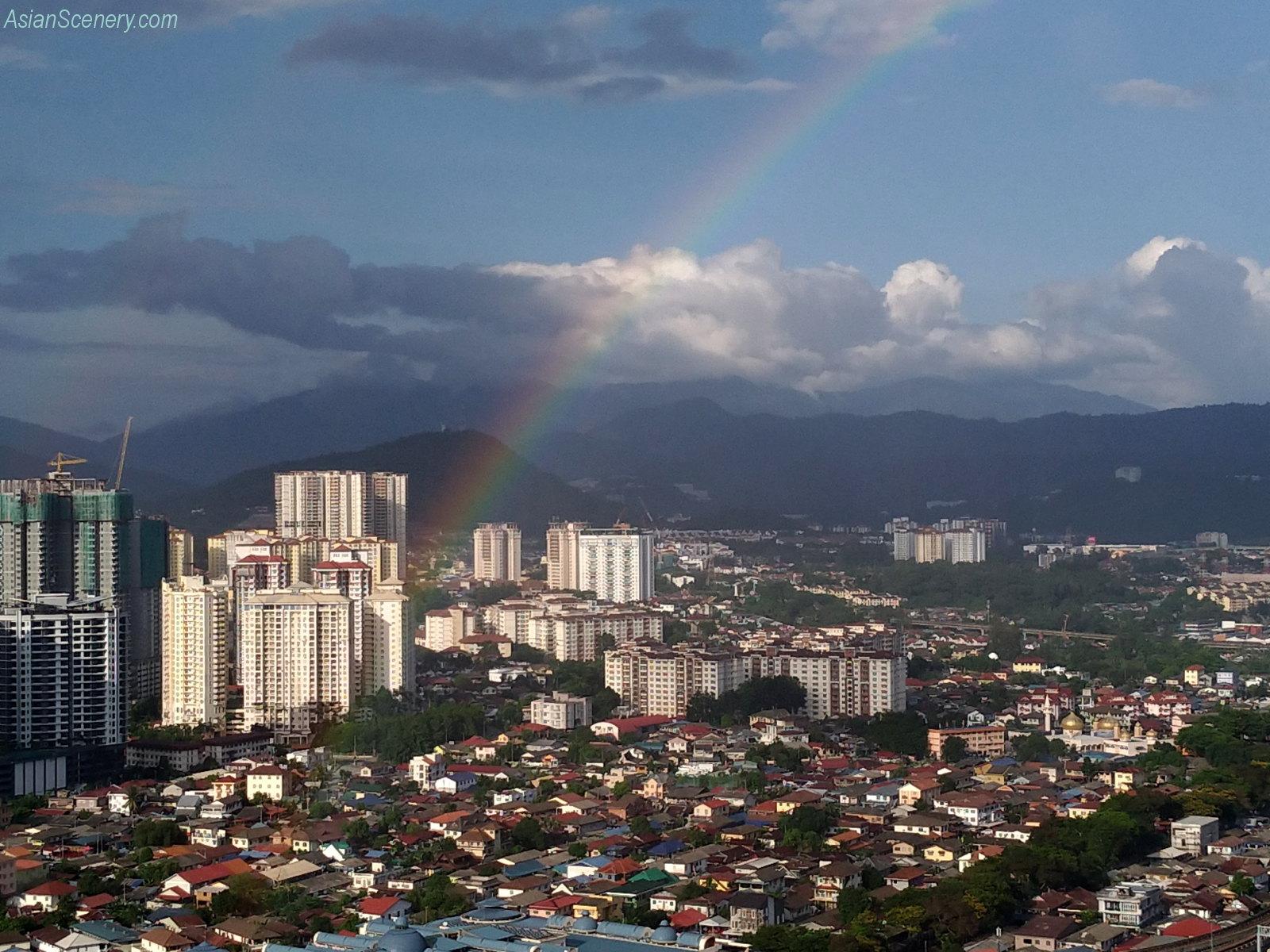 Perfect Rainbow Bridge 完璧な虹の架け橋