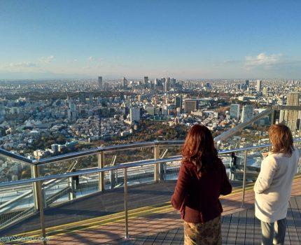 Tokyo City View at Roppongi Hills 六本木ヒルズ 東京シティビュー
