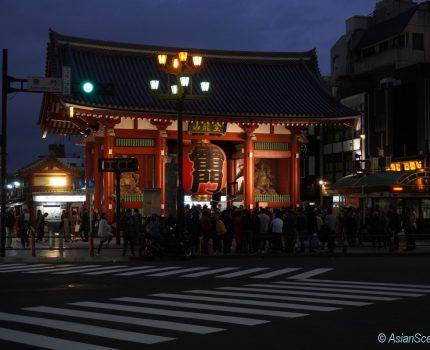 Asakusa Kaminarimon  浅草雷門