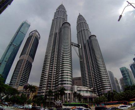 Petronas Twin Tower ペトロナス・ツインタワー